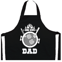 Personalised Mens Apron