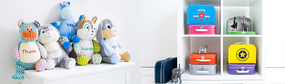 ef9bbe33 Childrens Toys. Personalised Rocking Mammoth