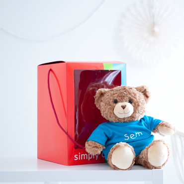simply colors - New Baby Gift £22