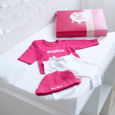 simply colors - New Baby Gift £40