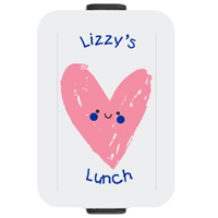 Personalised To Go Lunchbox