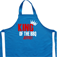 Personalised Father's Day Apron