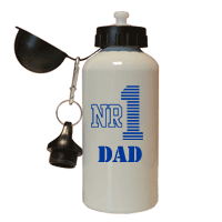 Nr 1 Dad Water Bottle