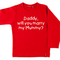 Personalised Proposal T shirt