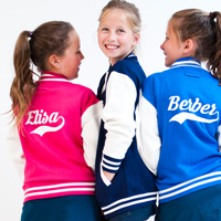 Personalised Baseball Varsity Jacket