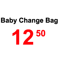 Sale - Baby Change Bags