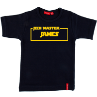 Personalised Star Wars T Shirt