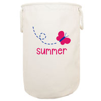Personalised Cotton Storage Bag