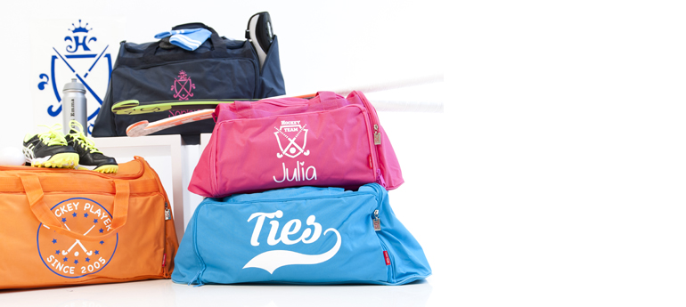 Personalised Sports Bags