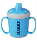 personalised anti leak beaker