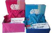 simply colors - Baby Gift Box £55