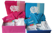 simply colors - Baby Gift Box £85