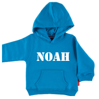Personalised Hooded Sweater